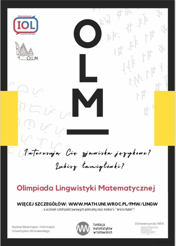 Plakat OLM